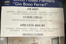 Museo Marinaro Gio Bono Ferrari, Camogli, Italy