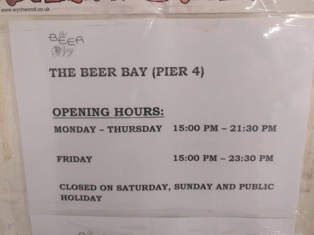 The Beer Bay Pier 4