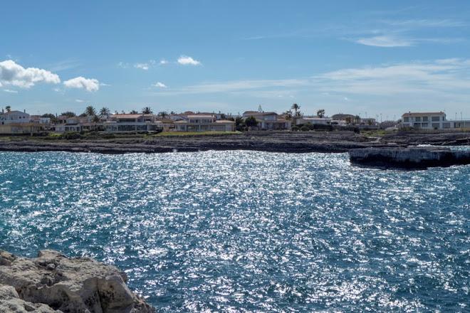 Cala des Degollador, Ciutadella, Spain