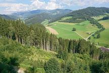 Wipfelwanderweg Rachau, Sankt Margarethen bei Knittelfeld, Austria