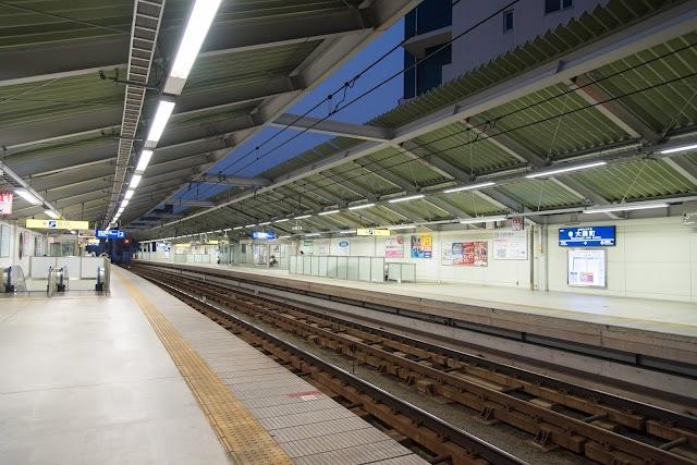 Ōmorimachi Station