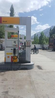 Raja Petrol Pump skardu
