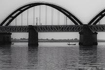 Godavari Bridge, Rajahmundry, India
