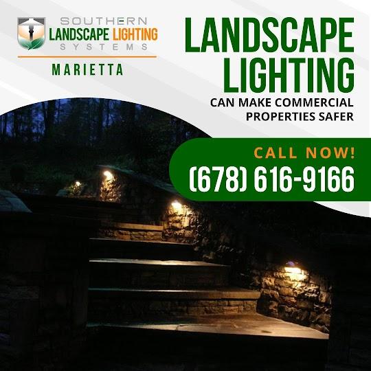 landscape lighting services