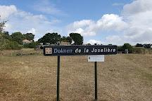 Dolmen de la Joseliere, Pornic, France