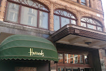 Harrods, London, United Kingdom