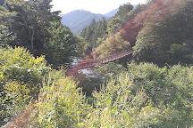 Ishibune Bridge, Akiruno, Japan