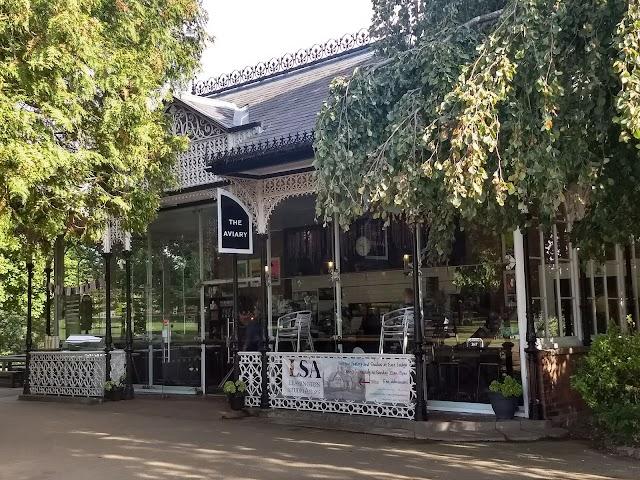 The Aviary Cafe