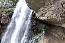 Cascade d'Angon, Angon, France