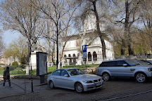 Saint George New Church (Biserica Sfantul Gheorghe Nou), Bucharest, Romania