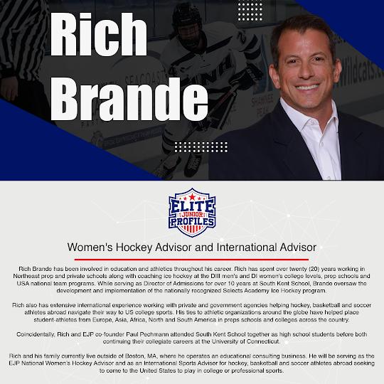 Coach Rich Brande