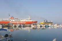 Port of Killini, Kyllini, Greece