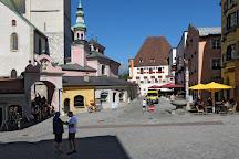 Pfarrkirche St. Nikolaus, Hall in Tirol, Austria