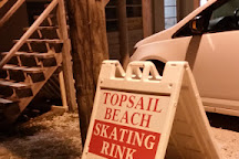 Topsail Beach Skating Rink, Topsail Beach, United States
