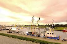 Greetsieler Hafen, Greetsiel, Germany