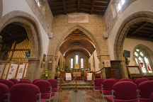 Eyam Parish Church of St Lawrence, Eyam, United Kingdom