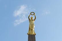 Monument du Souvenir - 'Gelle Fra', Luxembourg City, Luxembourg