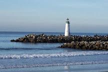 Santa Cruz Harbor Beach, Santa Cruz, United States