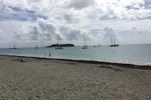 Plage de la Datcha, Le Gosier, Guadeloupe