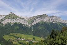 Le Col de la Forclaz, Talloires, France