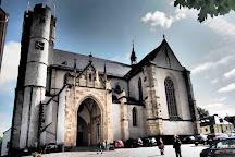 Stiftskirche St. Martin und St. Severus, Munstermaifeld, Germany