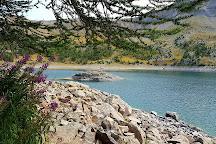 Lac d'Allos, Allos, France