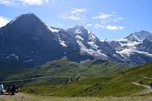The Eiger, Jungfrau Region, Switzerland