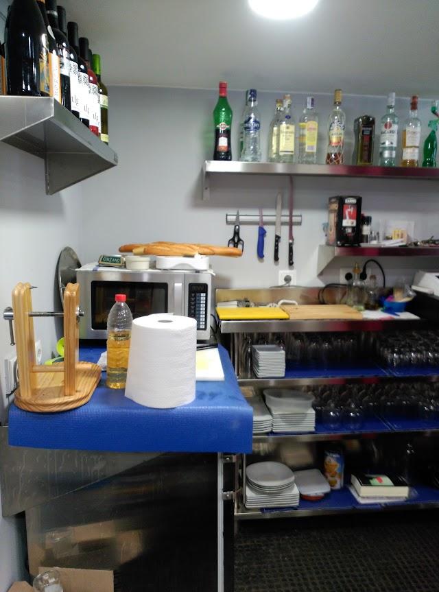 Bar Pamplona