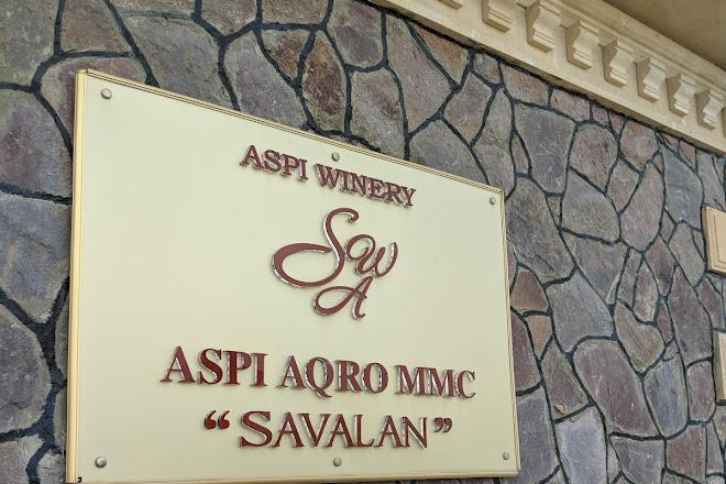 Savalan ASPI Winery, Gabala, Azerbaijan