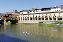Corridoio Vasariano, Florence, Italy