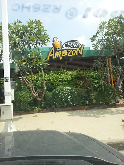 Cafe Amazon สาขา บจก.สุรินทร์ เอส.พี.เอส.ปิโตรเลียม