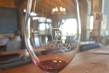 Karlo Estates Winery, Wellington, Canada