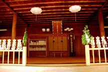 Hakusantyukyo Shrine, Gujo, Japan