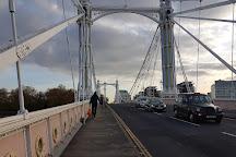 Battersea Bridge, London, United Kingdom