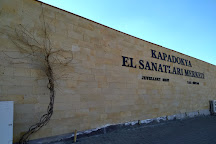 Kapadokya El SanatlarI Merkezi, Nevsehir, Turkey