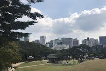 Seolleung & Jeongneung Royal Tomb, Seoul, South Korea
