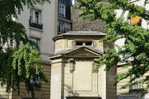 Fontaine des Haudriettes, Paris, France