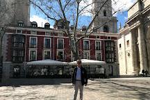 Plaza de San Martin, Madrid, Spain