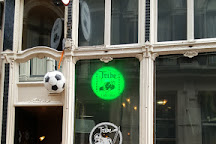 Cafe The Tribe, Amsterdam, The Netherlands