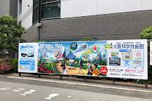 OSTEC Exhibition Hall, Osaka, Japan