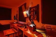 Museum Fotoatelier Seidel, Cesky Krumlov, Czech Republic
