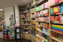 Librairie L'Intranquille, Besancon, France
