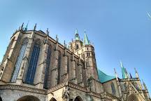 Erfurt Cathedral, Erfurt, Germany