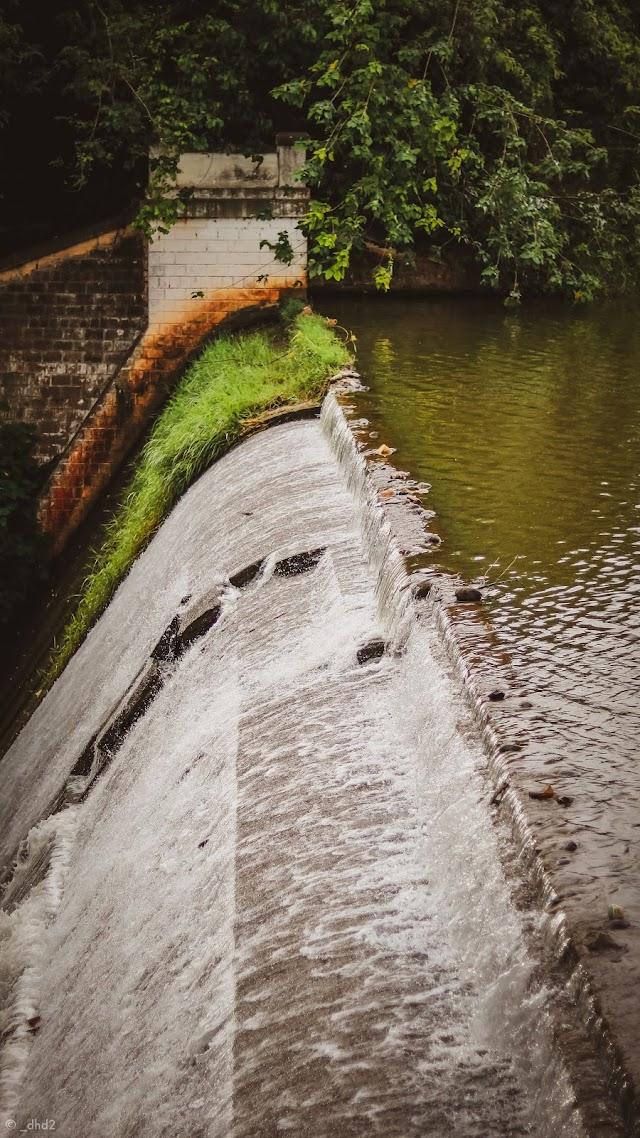 Owabi Dam - Barrage