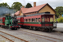 West Coast Wilderness Railway, Strahan, Australia