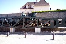 Musee du debarquement, Arromanches-les-Bains, France