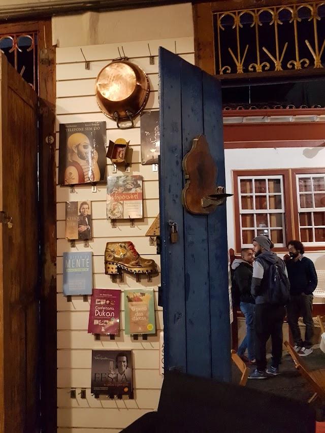 Livraria Café Espaço B