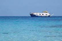 Cala Creta, Lampedusa, Italy