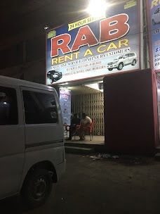RAB Rent A Car karachi