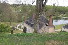Plessis Sasnieres Garden, Sasnieres, France